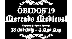 Mercado Medieval de Óbidos Logo